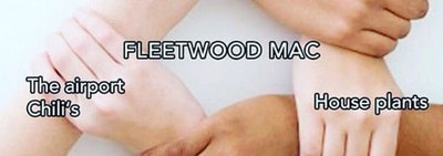 There Were So Many Funny Fleetwood Mac Tweets This Year