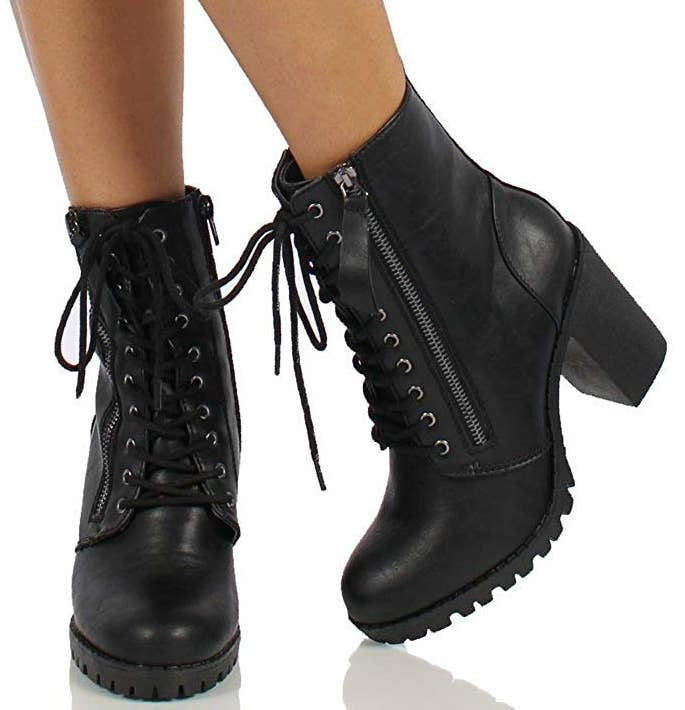 6f9457253c732 27 Gorgeous Pairs Of Boots You Can Get On Amazon