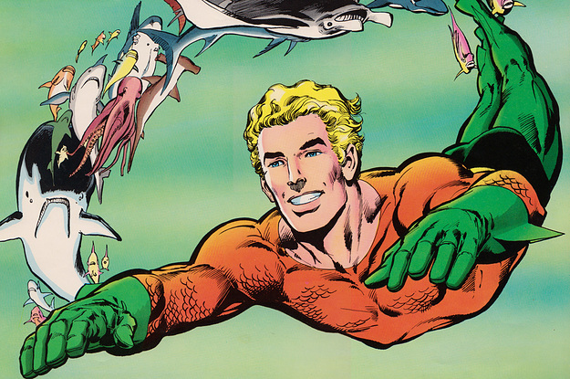 Everyone Has An Aquaman Character Theyre Most Like — Heres Yours