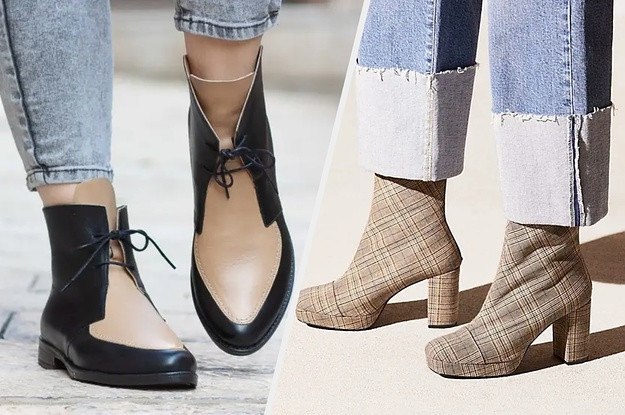 33 Chic Booties You'll Be Dying To Add To Your Wardrobe