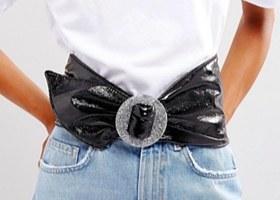 A statement belt