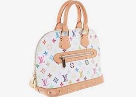 A Louis Vuitton handbag