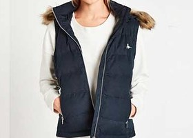 A Jack Wills gilet