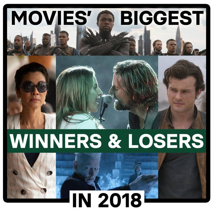 Movies Biggest Winners And Losers In 2018