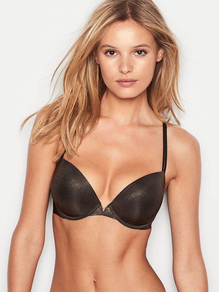 b1b7aab69d A push-up bra so your cleavage can be abundant in that new V-neck dress you  bought the other day.