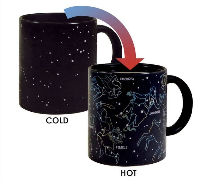 98377adff2b All you need to do is add hot liquids and 11 constellations will magically  appear. Amazon