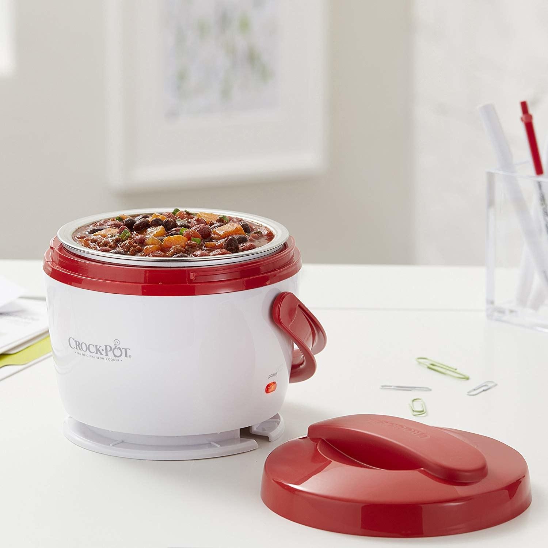 the mini crock pot
