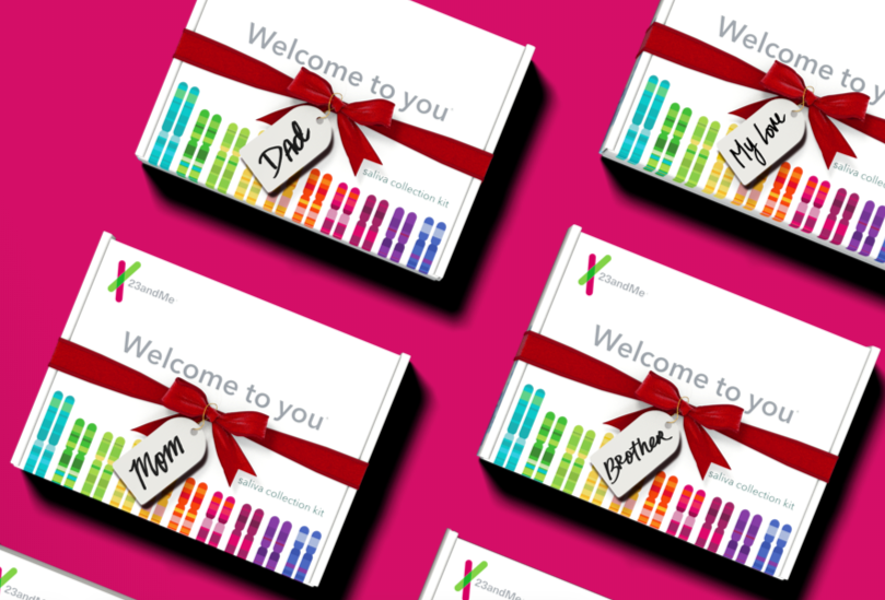 A 23andMe DNA Ancestry Kit Thatll Break Down Your Dads Ancestral Roots Into Percentages And Alert Him Of Various Health Risks