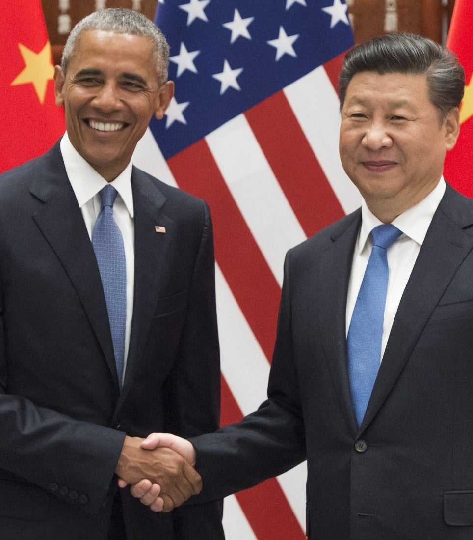 Obama and Xi also reached a deal on hacking.