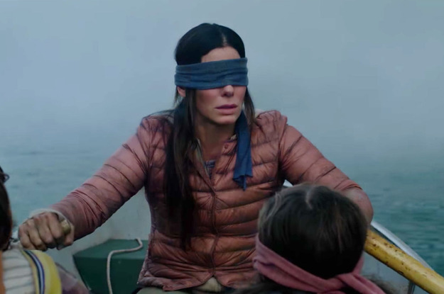 """Netflix Released Its """"Bird Box"""" Viewership Numbers And Holy Crap It's A Lot"""