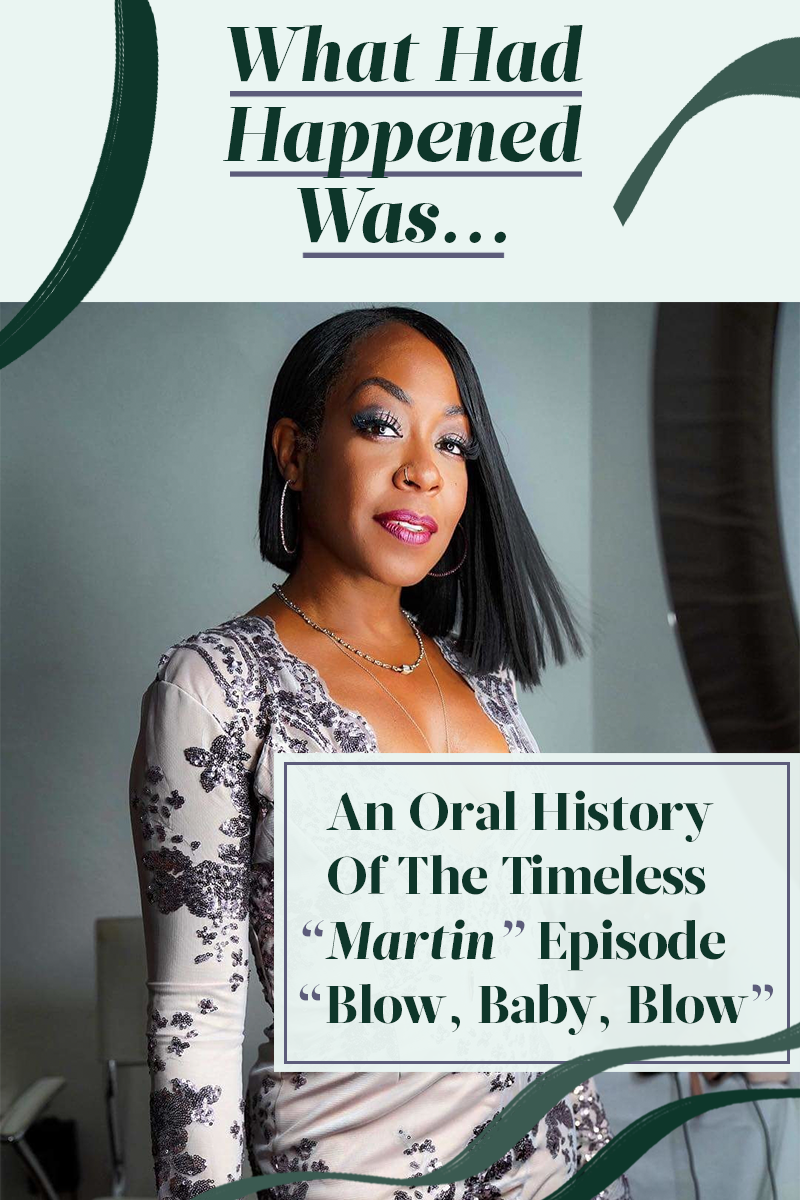 "What Had Happened Was: An Oral History Of An Iconic ""Martin"" Episode From Tichina Arnold"