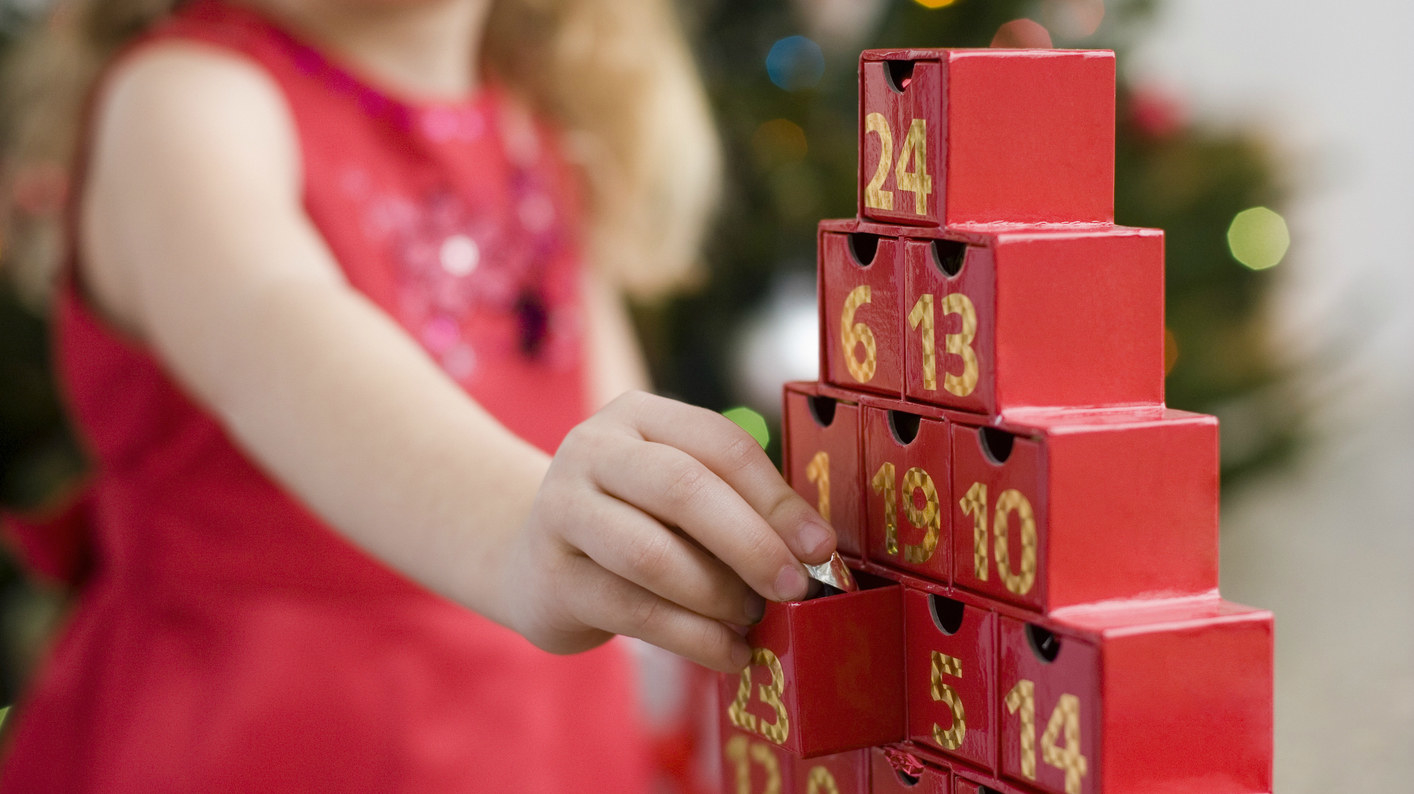 Advent calendars have been an export hit for years. The calendar that sweetens up the time until Christmas is yet another German tradition.
