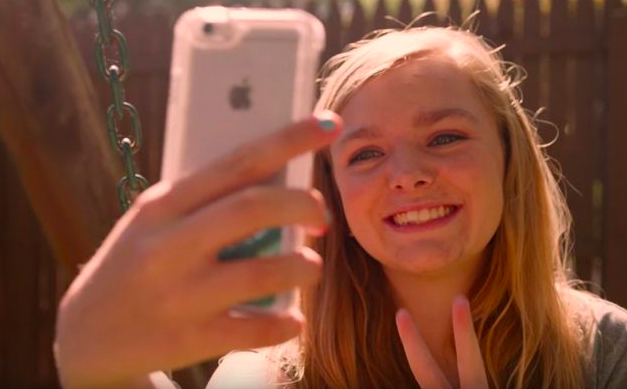 """While Elsie Fisher landed the role (and a Golden Globe nomination) for Eighth Grade  , she didn't get cast in a production at her own high school shortly after filming. -  """"She graduated 8th grade in real life, a week later we shot the movie, then a week after she went to her freshman year of high school and  she didn't get cast in her school play ,"""" director  Bo Burnham  said."""