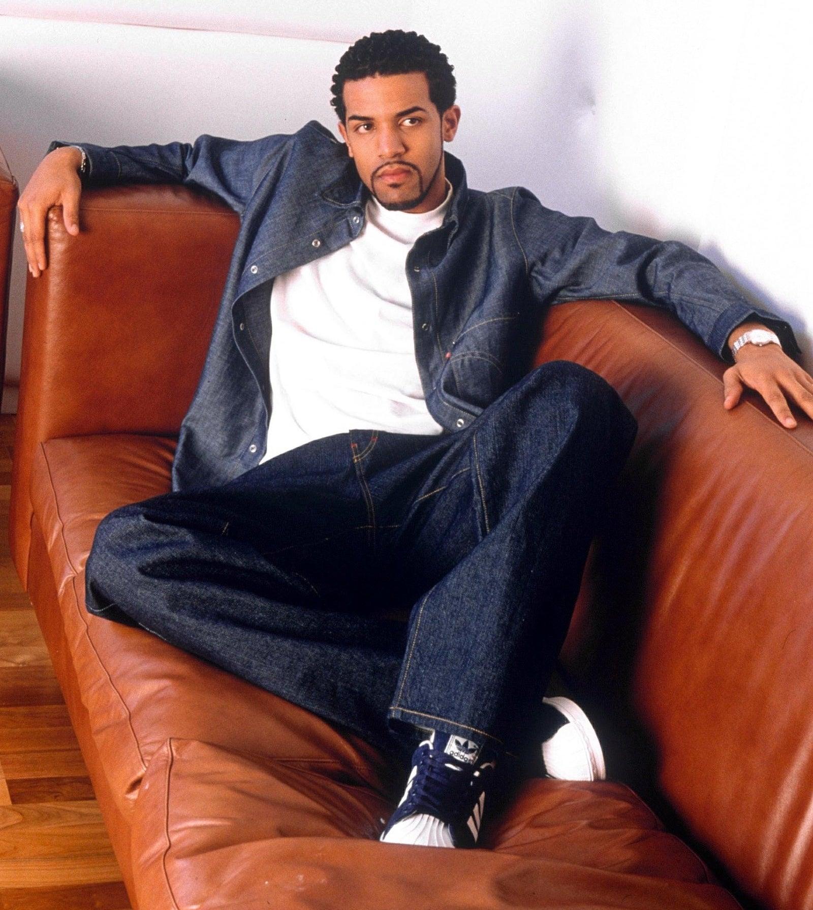 David in 2000.