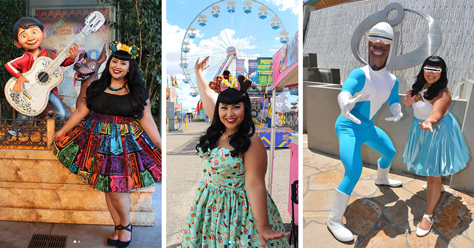 This Girl's Disney Outfits Are The Most Magical Thing You'll See Today