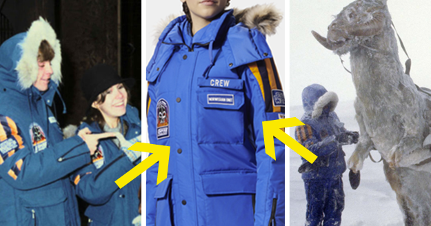 """This Rare """"Empire Strikes Back"""" Crew Jacket Has Been Remade For """"Star Wars"""" Fans And YEAH, It's Awesome"""