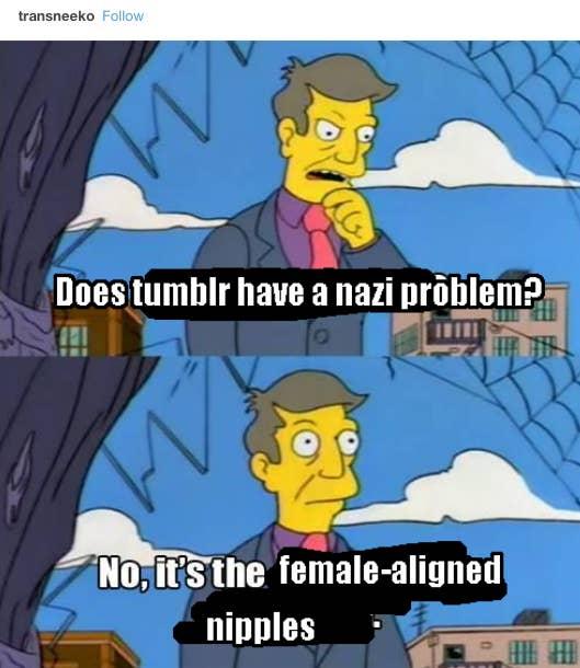Just 21 Hilarious Posts About Tumblr's Porn Ban