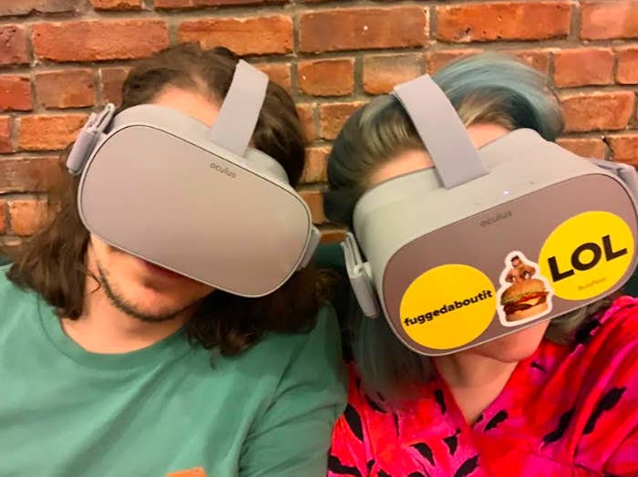 The Oculus Go Is The Only Gift You'll Want For Christmas, Believe Me