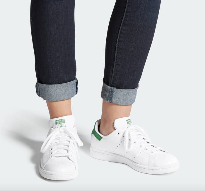 b636329c9f4a 10. Adidas Stan Smith sneakers to help you rock that crisp