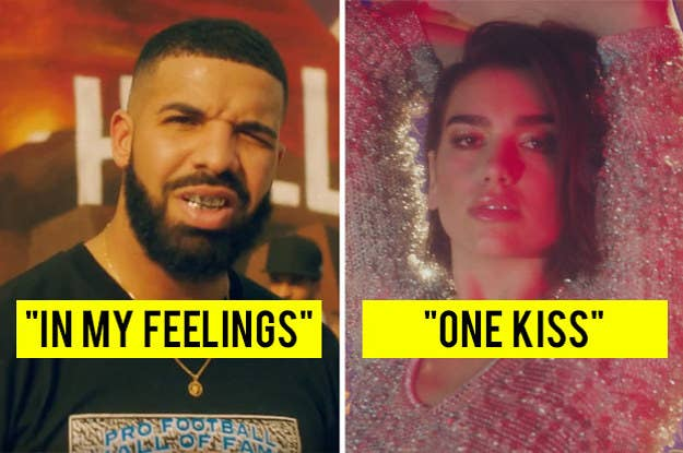 We Can Guess Your Age Based On The Number Of 2018 Songs You