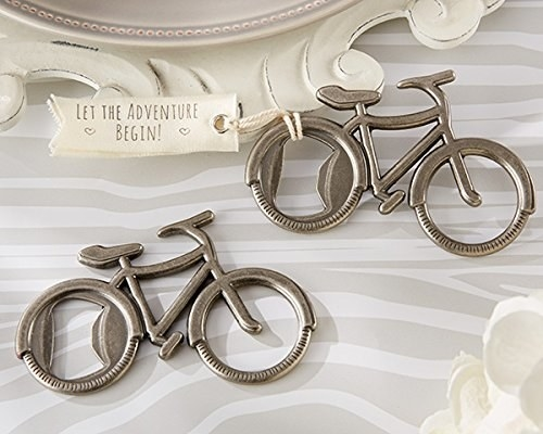 bicycle shape bottle opener
