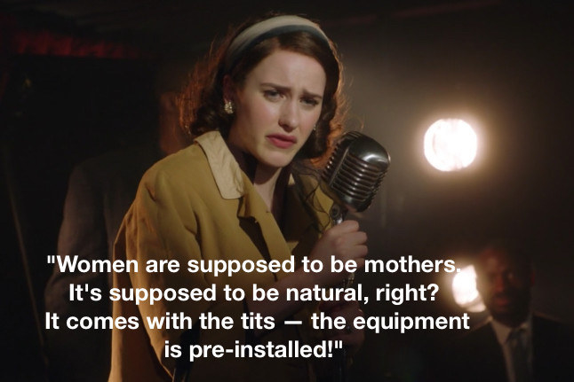 "13 Times ""The Marvelous Mrs. Maisel"" Was Empowering AF"