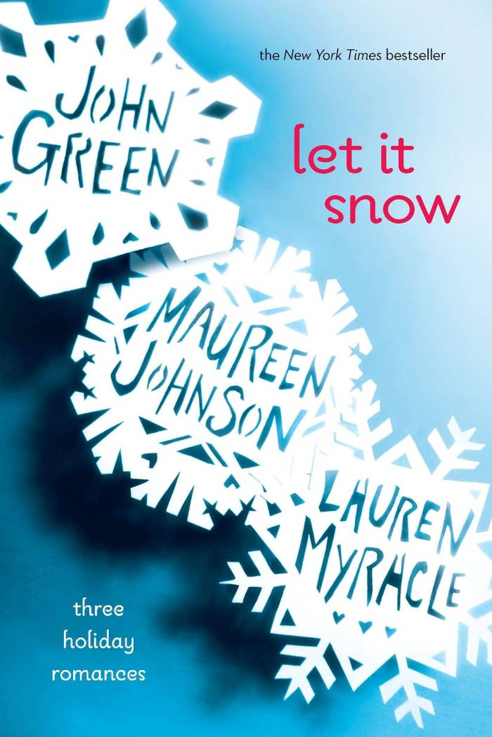 """""""It's three stories told in one book and they all end up intertwined. It's your typical cheesy teen, romantic comedy kind of book — but it's a feel-good one. It makes you believe in the miracle of Christmas. The storylines are great, the characters are different and relatable, and it's a wonderful book to read leading up to Christmas. I've read it every holiday season since 2014 and I don't plan on stopping any time soon. It's my absolute favorite.""""—funkysammieGet it from Amazon for $8.79+, Barnes & Noble for $9.07+, Indiebound, or find a copy at your local library."""