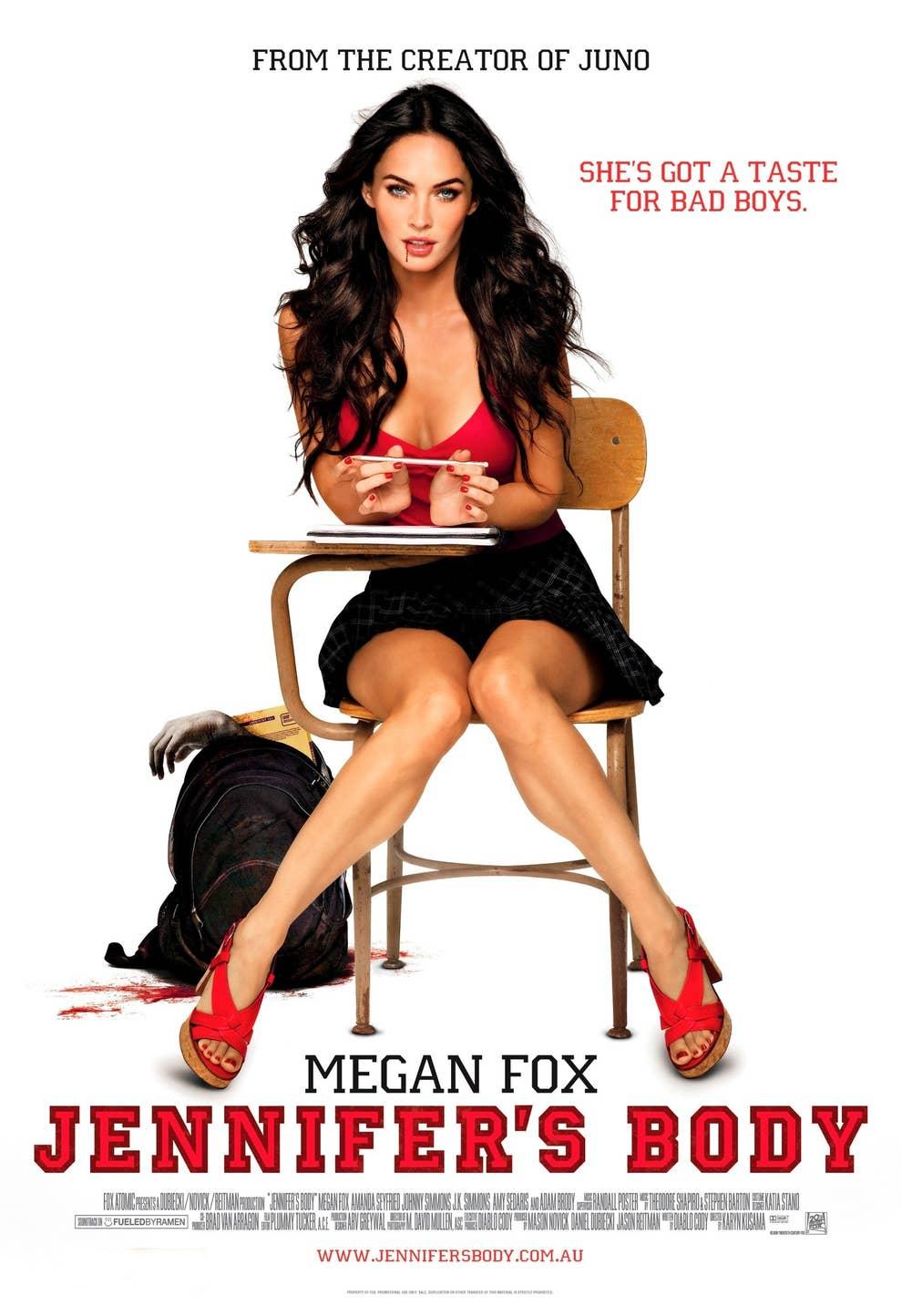 "Amanda Page Sexy Movie you probably owe ""jennifer's body"" an apology"
