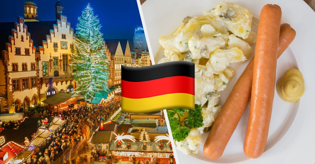 German Christmas Food.12 Crazy German Christmas Traditions To Try This Year