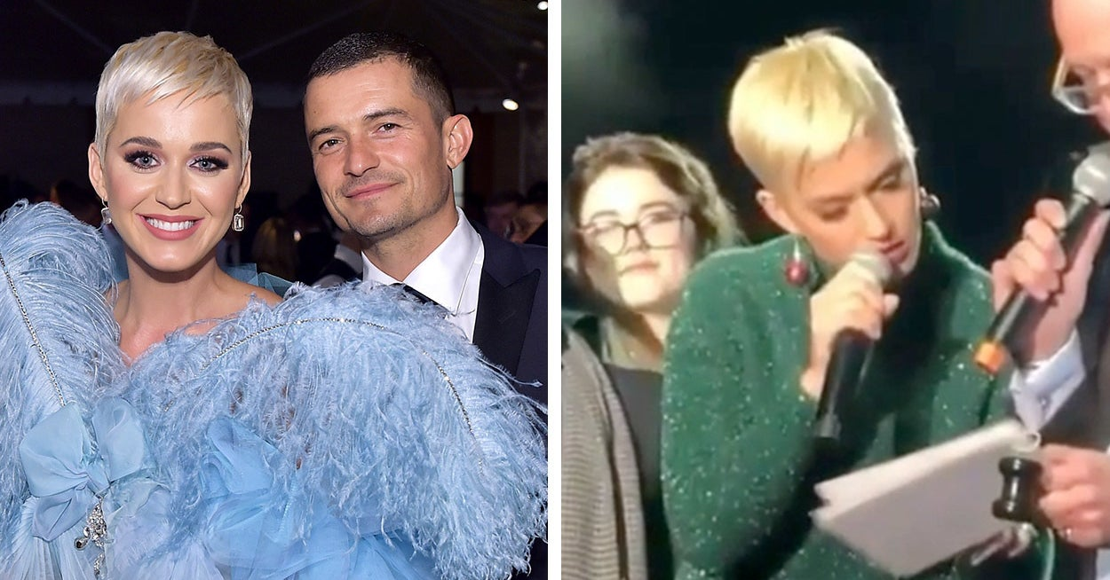 People Are Accusing Katy Perry Of Being Jealous After She Paid $50,000 To Stop A Fan Going On A Date With Orlando Bloom