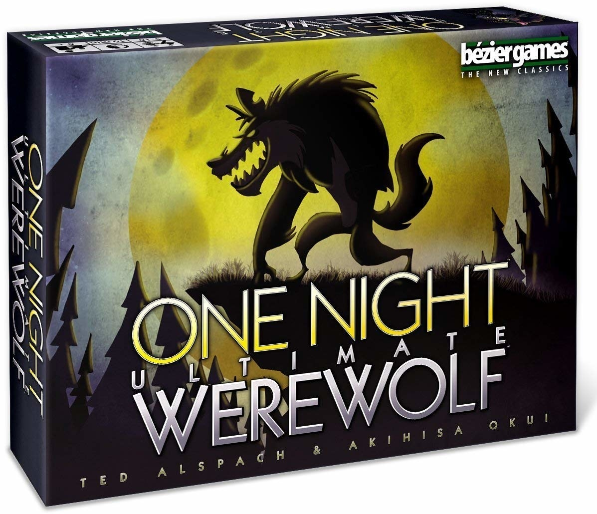 The game box front cover