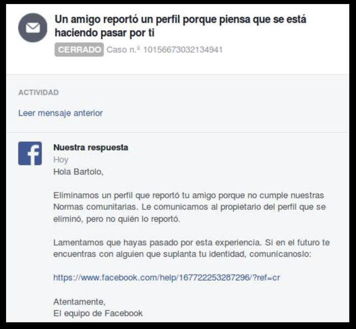 A Mysterious Imposter Account Was Used On Facebook To Drum