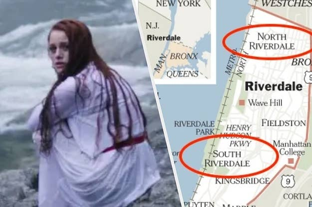 I Grew Up In The Real Riverdale And Here's How It Compares