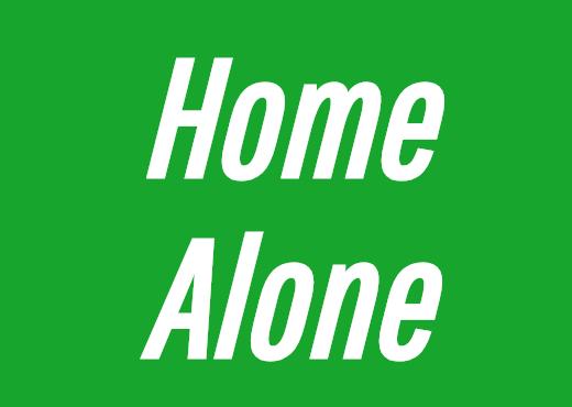 <i>Home Alone</i>