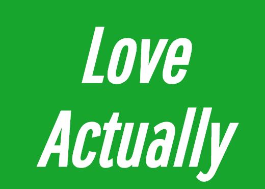 <i>Love Actually</i>