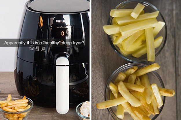 I Tried The Airfryer Kitchen Gadget That's All Over The Internet