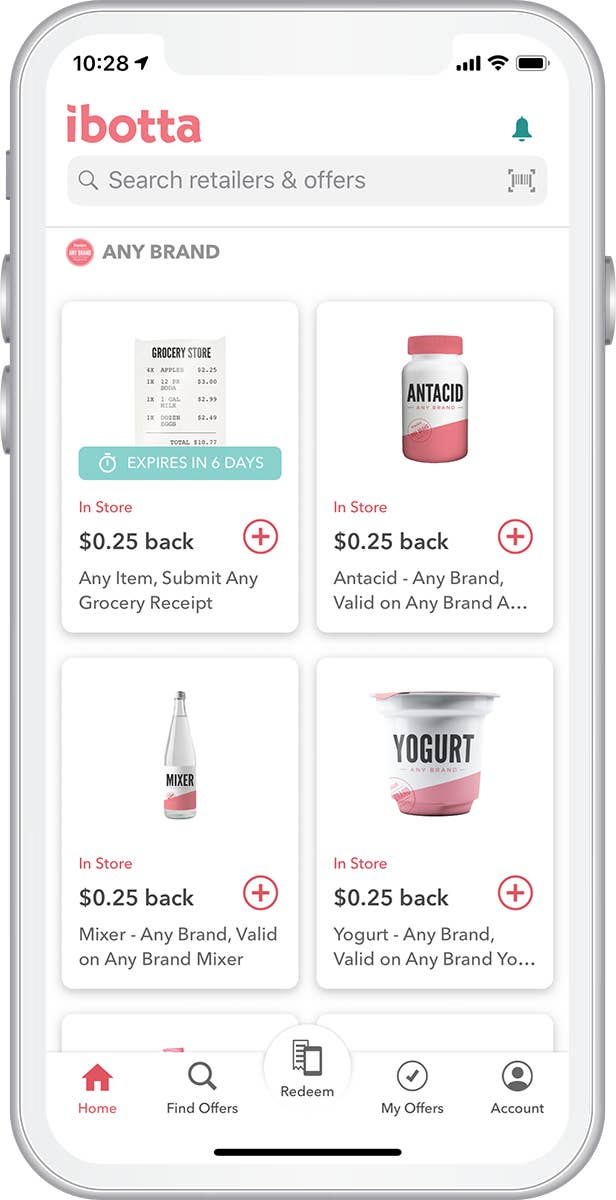 This App Basically Pays You For Buying Groceries And Other