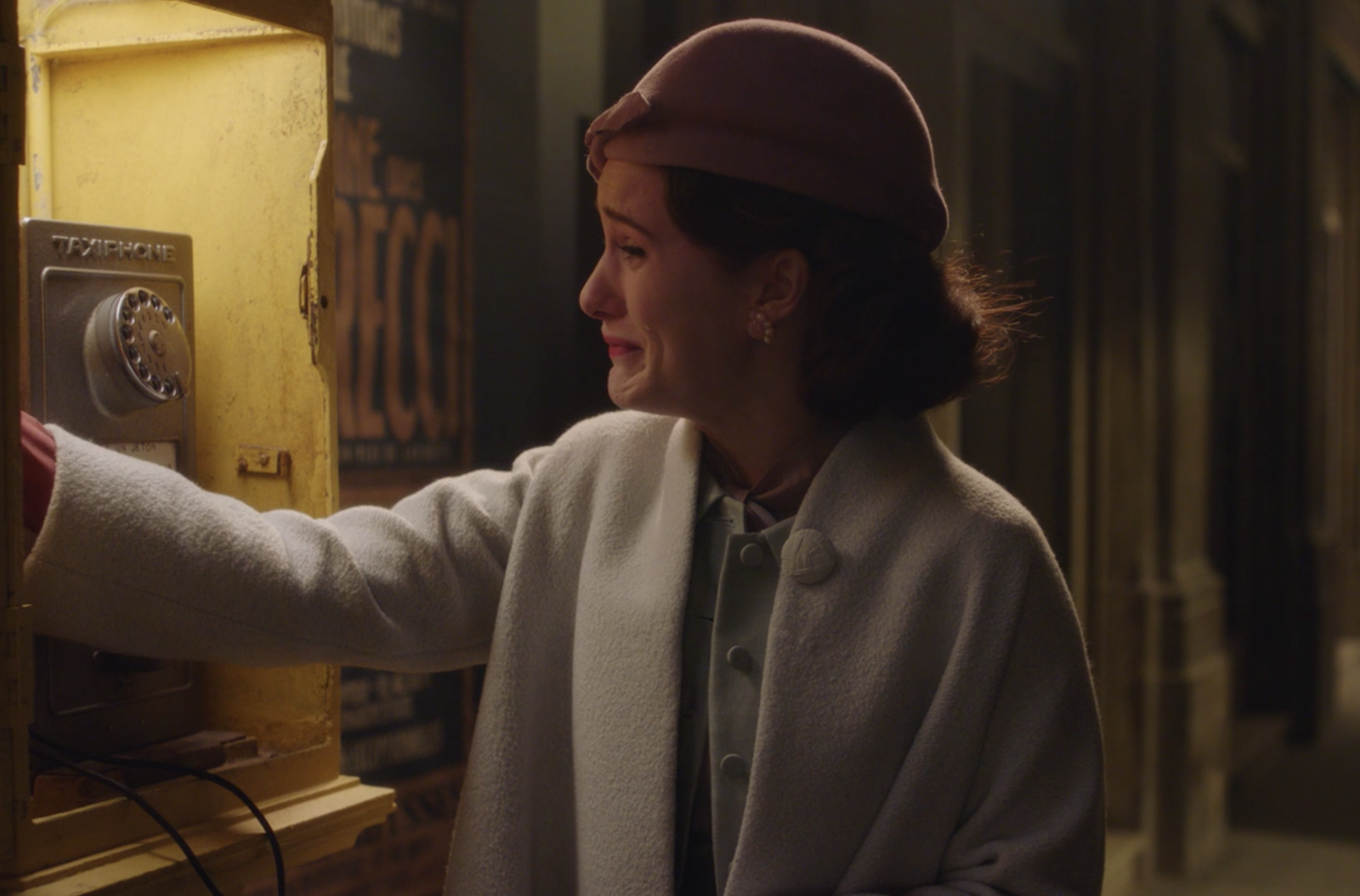 Rachel Brosnahan continued to amaze as the quick-witted Midge Maisel in the newly-released  The Marvelous Mrs. Maisel  Season 2. -  In the first episode of Season 2, Rachel Brosnahan goes from performing a hilarious comedy set in Paris to crying on the phone with Joel, and it was in that moment that we realized the full range of her potential.