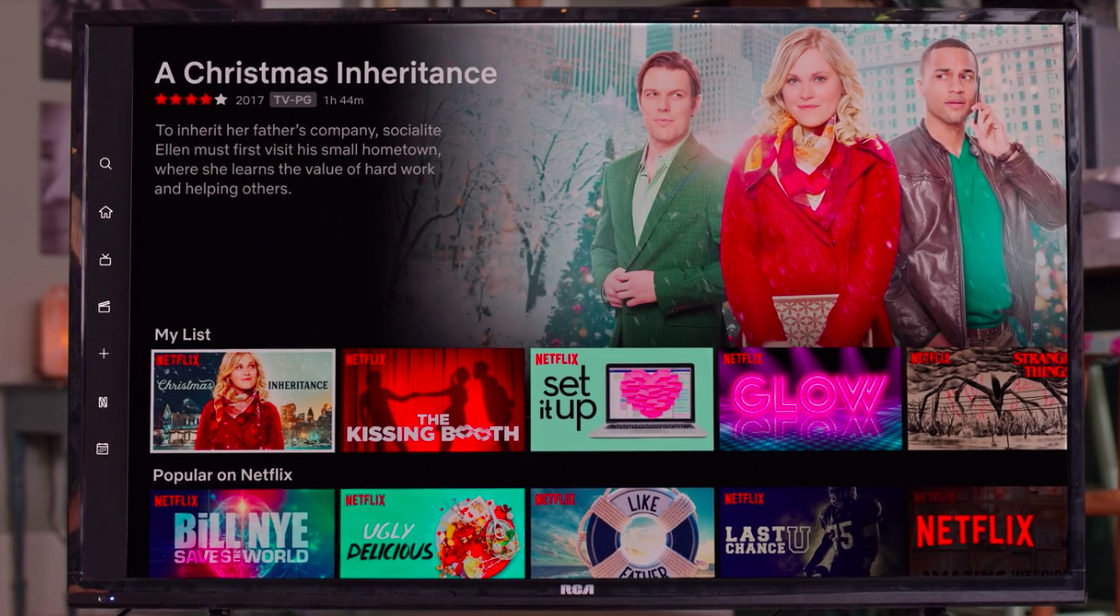 Christmas Inheritance 2.From A Christmas Prince To The Princess Switch Netflix