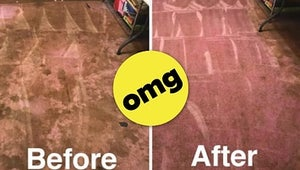 28 Cleaning Products You'll Want To Buy For The Before And After Photos Alone