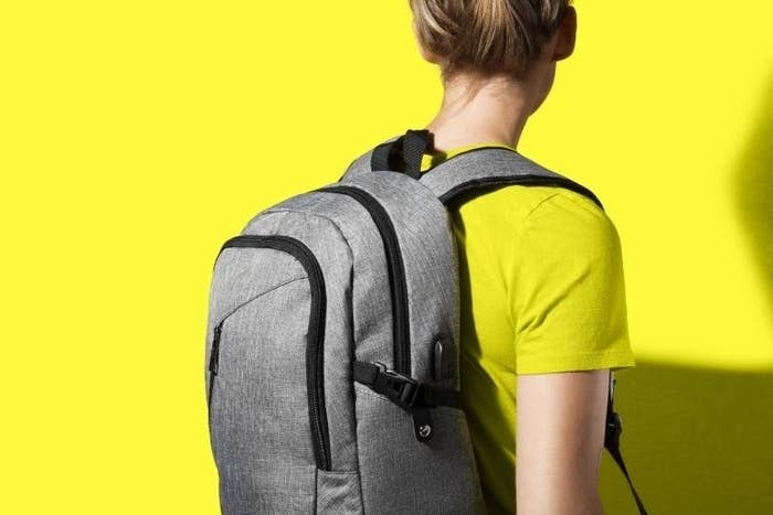 38ed5f82224e Promising review   quot Great backpack for travel. I can comfortably fit my  15 quot