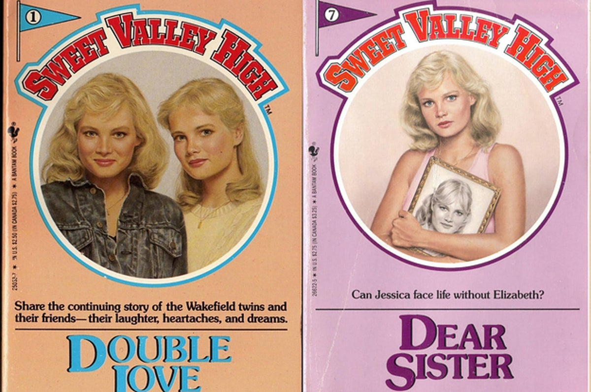 Why Was Sweet Valley High So Relatable