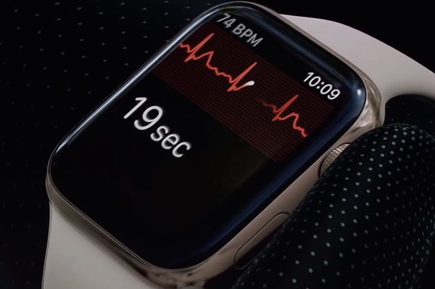 The Apple Watch's Heart-Monitoring Feature Is Finally Here. It's Cool. Maybe A Little Scary Too.