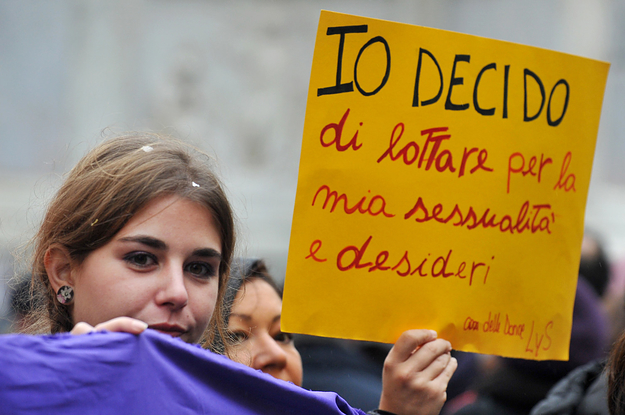 Abortion In Italy Is Legal, But So Is A Doctor Refusing To Perform One