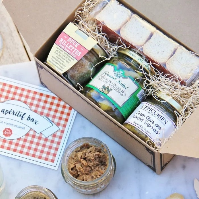 What you get: Four or more delicious items made in France, like buttery flaky palmiers cookies and juicy green olive tapenade from ProvenceGet it from Bon Appetit Box for $35 a month.