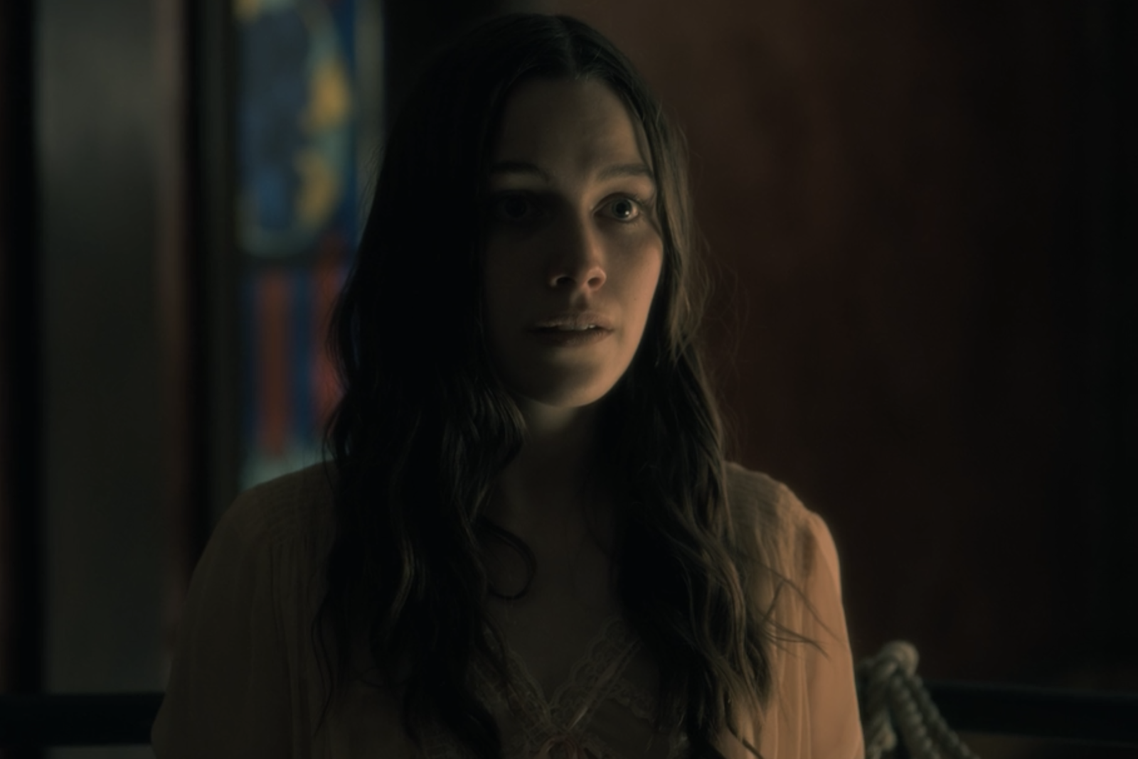 In  The Haunting of Hill House , Nell returned to Hill House and ended up dying in one of the most emotional moments from 2018. -  Nell Crain's death came early in the series, but set the stage for some incredible storytelling.