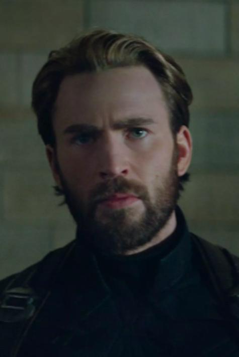 adbb93fe413 Captain America s Beard Is Gone In The
