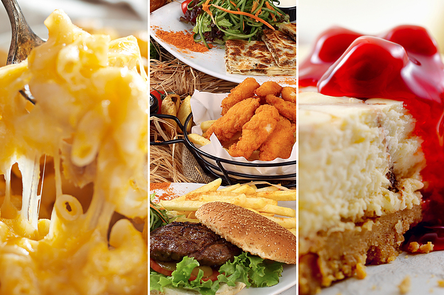 Eat Your Way Through This Buffet And We'll Guess Your Relationship Status