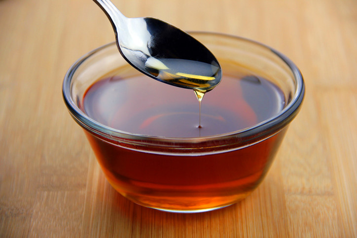 Some vegans choose to eliminate honey from their diet, and if your cookie recipe calls for honey (such as Greek Christmas cookies or German honey cookies) just swap it out with equal parts maple syrup or agave. (Just make sure you're using real maple syrup to avoid any unwanted processed sugars.)