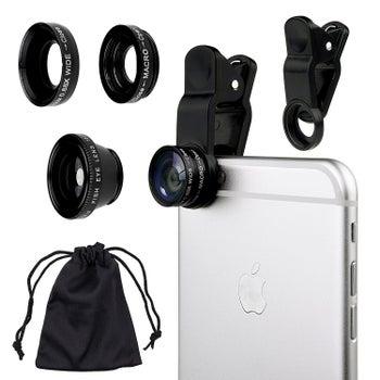 the camera kit parts